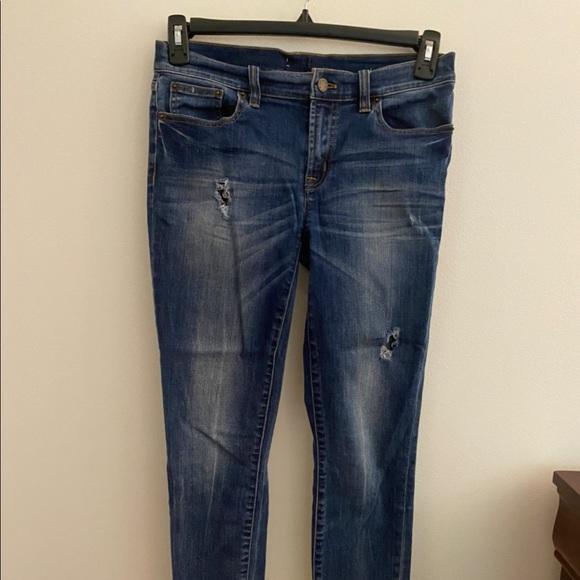 J. Crew skinny jeans
